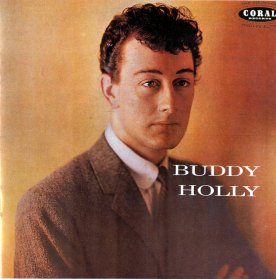 Buddy Holly LP Cover